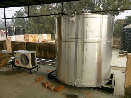 Heat Pump-Air Water Heater