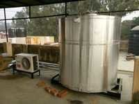 Heat Pump-Air Water Heater