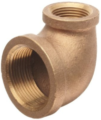 Brass Reducer Elbow Fittings
