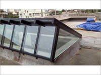 Plastic Skylight Sheds