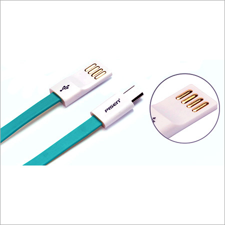 Universal Micro USB Flat Data Cable