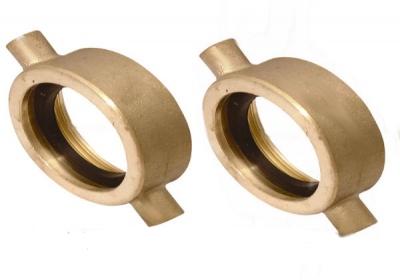 Brass Hose Nuts