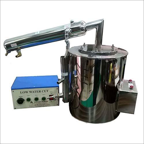Barnstead Type Water Distillation