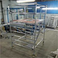 Double Width Mobile Scaffold Towers