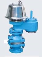Flame Arrester with Breather Valve