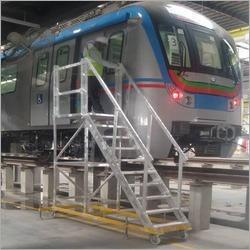 Maintenance Platform Ladders