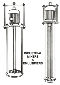 Industrial Stirrers & Mixers