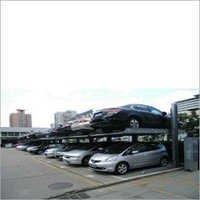1+1 2 Post - 4 Post Car Parking System