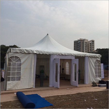 Tensile Structure For Tent