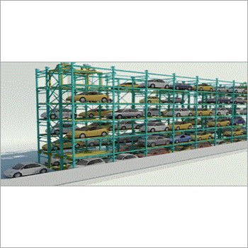 Stacker Tower Type Car Parking System