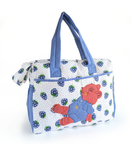 Mother Bag 3 Blue