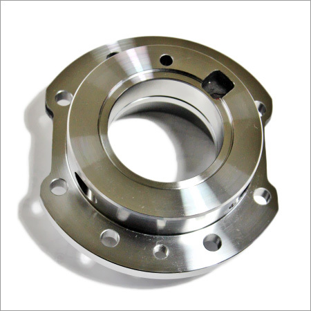 """Lagerflansch"" Bearing Flange"
