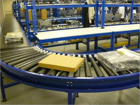 Round Belt Conveyor