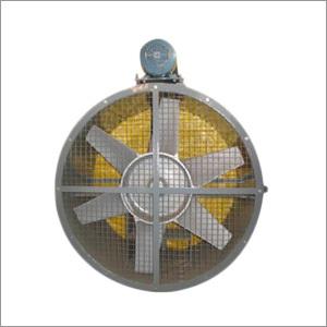 V Belt Driven Axial Fan