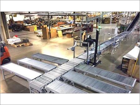 Shipper Weigher Conveyor