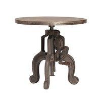 Vintage Crank Table