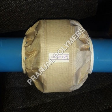 PTFE Coated Flange Shield