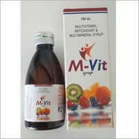 M- Vit Multivitamin Syrup