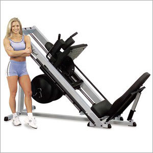LEG PRESS WITH HEX SQUAT-GLPH-1100  (USA)