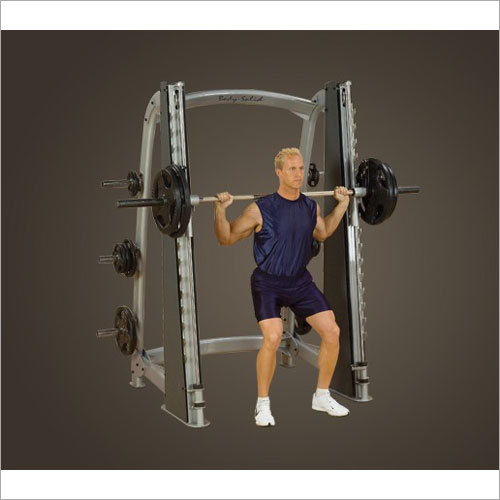 BODY-SOLID COUNTER BALANCE SMITH MACHINE