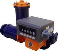 Rotary Vane PD Flow Meter