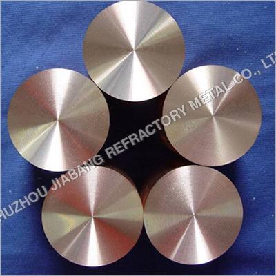 Tungsten Copper Disc