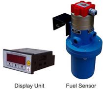 Fuel Consumption Monitor