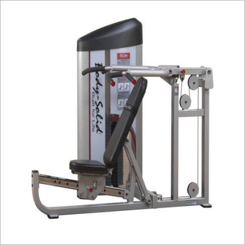 Incline and shoulder presses Strength Machine