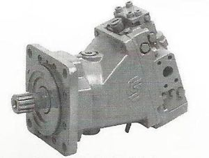 Hydraulic Bent Axis Motor Repair