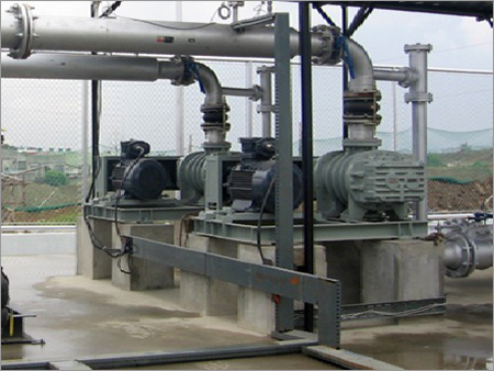 Biogas Up-Gradation Systems