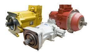 Linde Hydraulic Pump Motor Repair