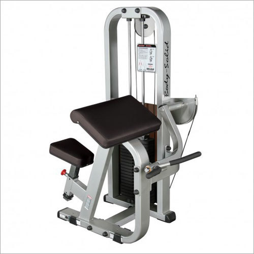 Pro Club Line Bicep Curl Machine