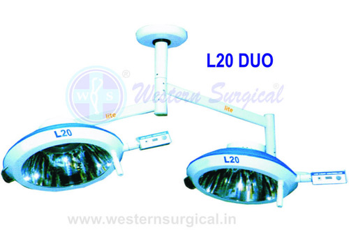 LED Light L 20 Ceiling Model Twin Dome (p 1 C)