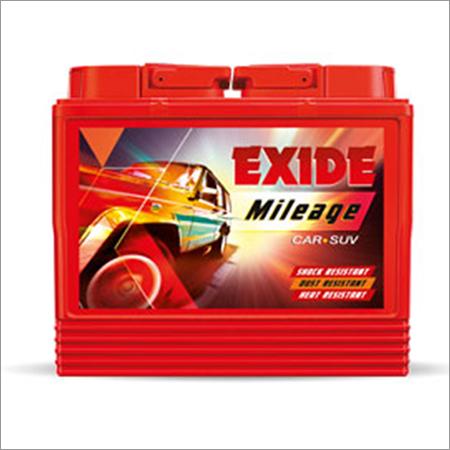Large Exide Batteries