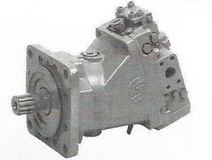 L&T Komatsu Pump Repair