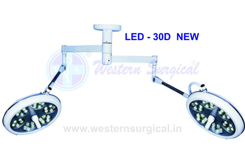 LED LIGHT 30D CELING MODEL (P 4 A)