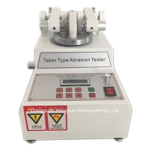 Taber Abrasion Testing Machine