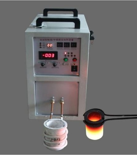 Mini Electric Melting Machine , Gold Smelting Furnace , Gold Smelting Machine