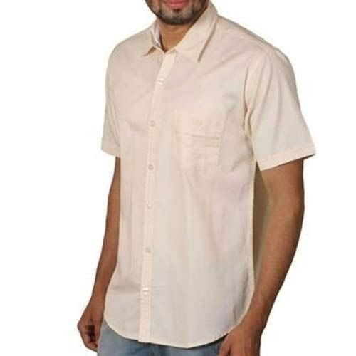 Plain Mens Cotton Shirts