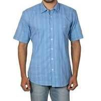 Colored Mens Woven Shirts