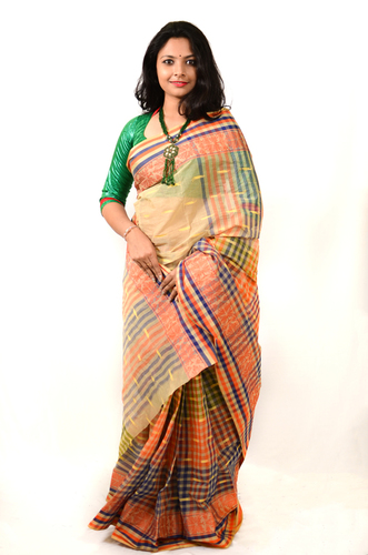 Kuchi Anchal Saree