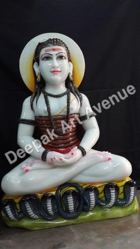 Marble Balaknath Statue