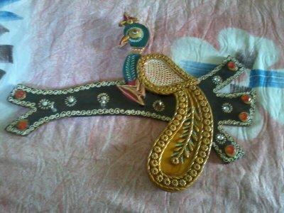 Decorative Key Hanger