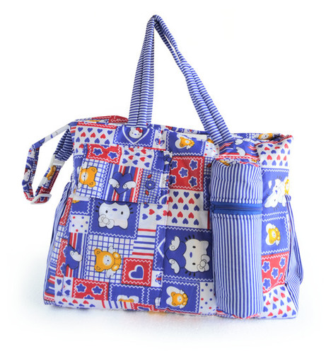 New Baby Mother Bag (Blue)