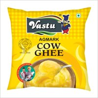 500ml Pure Cow Ghee (PP Pouch)