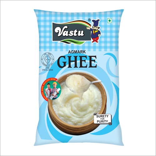 1ltr Pure Cow Ghee (PP Pouch)
