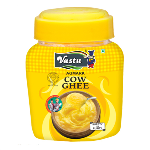 200ml Premium Cow Ghee (Regular Jar)