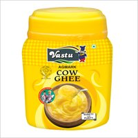500ml Premium Cow Ghee (Regular Jar)