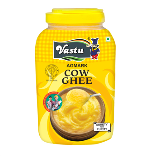 5ltr Premium Cow Ghee (Regular Jar)