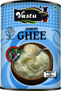 1 Ltr Regular Tin Pure Ghee